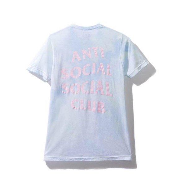 "ANTI SOCIAL SOCIAL CLUB - Camiseta LSD ""Verde"" -NOVO-"