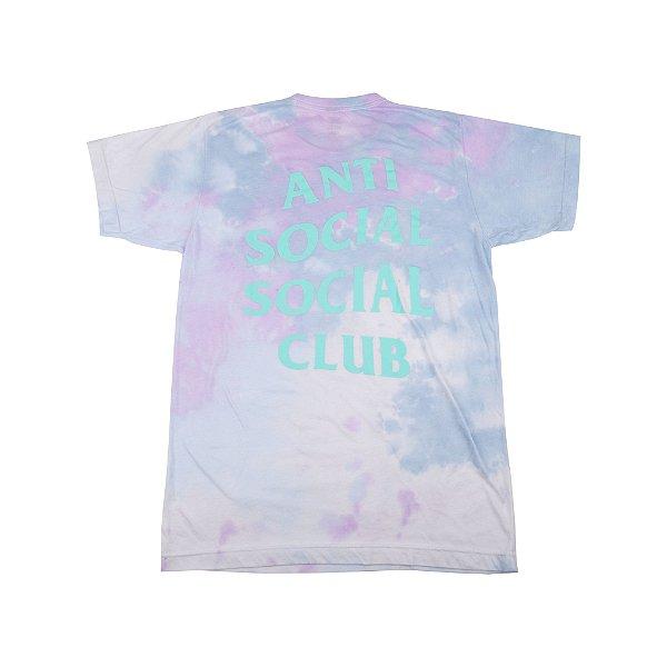 "ANTI SOCIAL SOCIAL CLUB - Camiseta LSD ""Roxo"" -NOVO-"