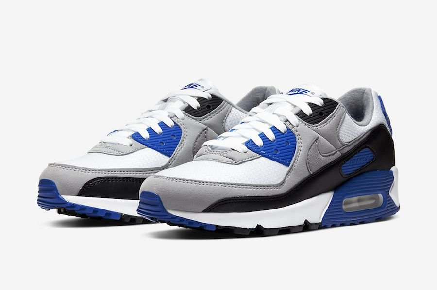 "NIKE - Air Max 90 Recraft ""Hyper Royal"" -NOVO-"