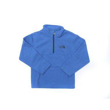 "THE NORTH FACE - Jaqueta Fleece ""Azul"" (Infantil) -USADO-"