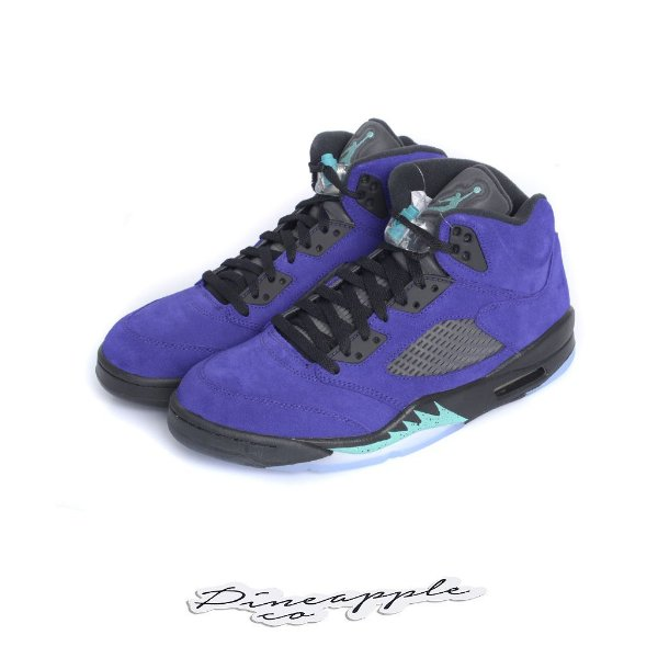 "NIKE - Air Jordan 5 Retro ""Alternate Grape"" -NOVO-"
