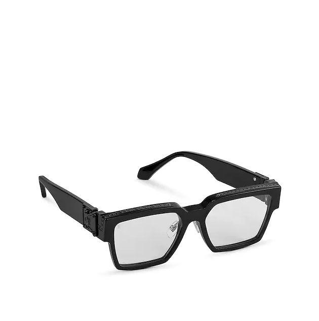 "LOUIS VUITTON - Óculos 1.1 Millionaires ""Clear"" -NOVO-"
