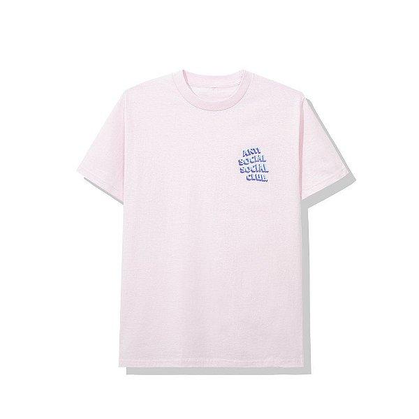 "ANTI SOCIAL SOCIAL CLUB - Camiseta Popcorn ""Rosa"" -NOVO-"