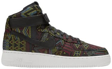 "NIKE - Air Force 1 High ""Black History Month"" -NOVO-"