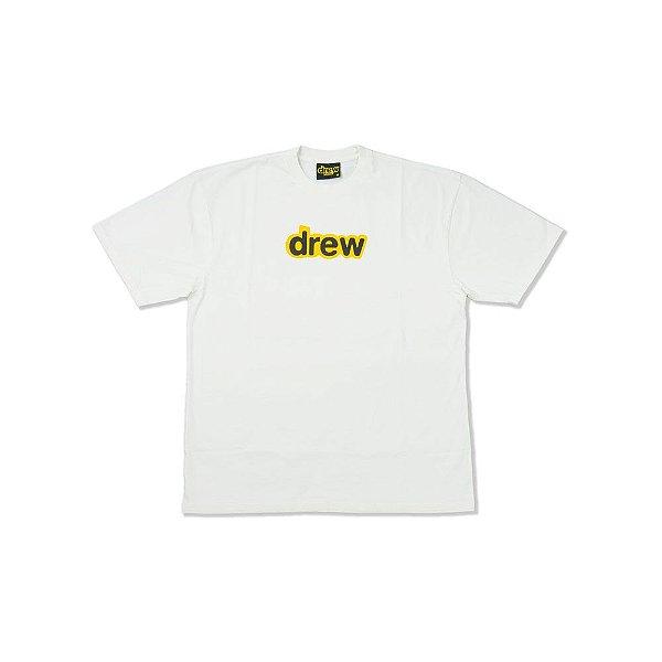 "DREW HOUSE - Camiseta Secret ""Branco"" -NOVO-"