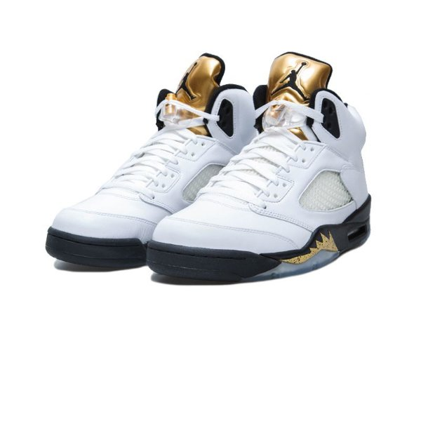 "NIKE - Air Jordan 5 Retro ""Olympic"" -NOVO-"