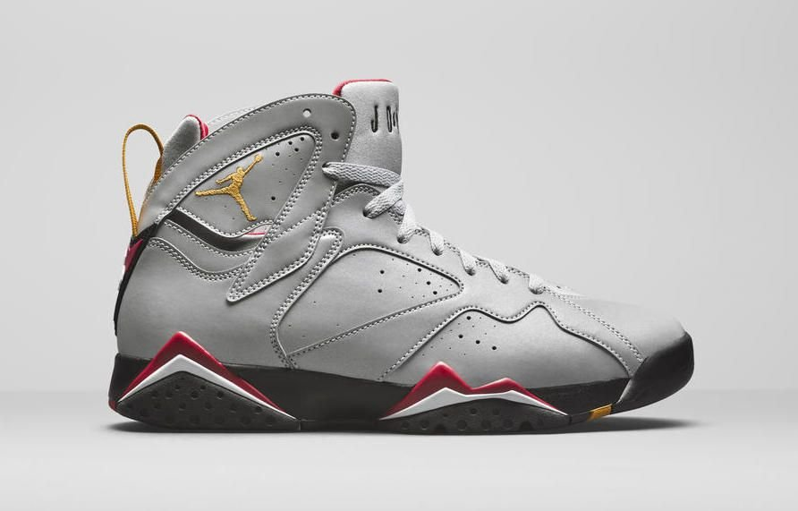 "NIKE - Air Jordan 7 Retro ""Reflections of a Champion"" -NOVO-"