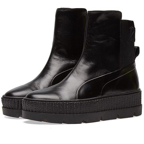 "PUMA x FENTY - Chelsea Sneaker Boot ""Black"" -NOVO-"