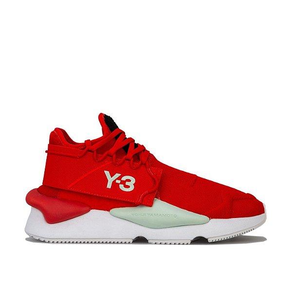 """ADIDAS - Y-3 Kaiwa Knit """"Red"""" -NOVO-"""