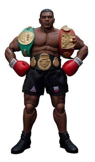!STORM COLLECTIBLES - Boneco Mike Tyson -NOVO-