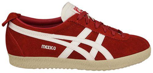 """ASICS - Onitsuka Tiger Mexico Delegation """"Red Slight"""" -NOVO-"""