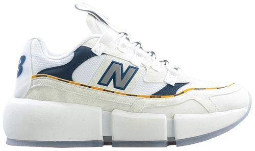 "NEW BALANCE X JADEN SMITH - Vision Racer ""White/Navy Yellow"" -NOVO-"