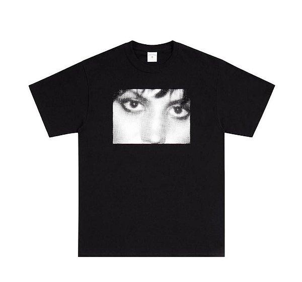 """NOAH - Camiseta Eyes """"Preto"""" -NOVO-"""