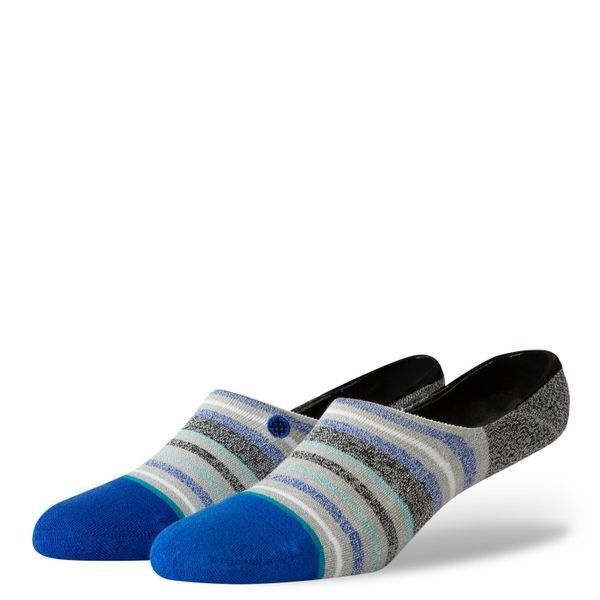 "STANCE - Meia Byron Bay Invisible ""Azul"" -NOVO-"