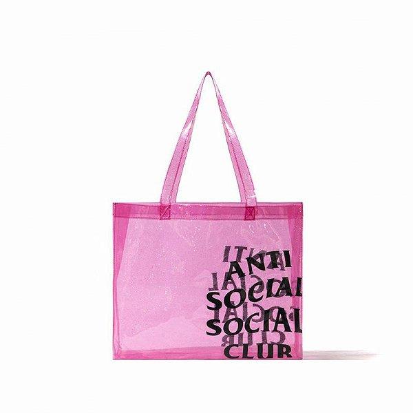 "ANTI SOCIAL SOCIAL CLUB - Bolsa ICRIGHTHRUYOU ""Rosa"" -NOVO-"