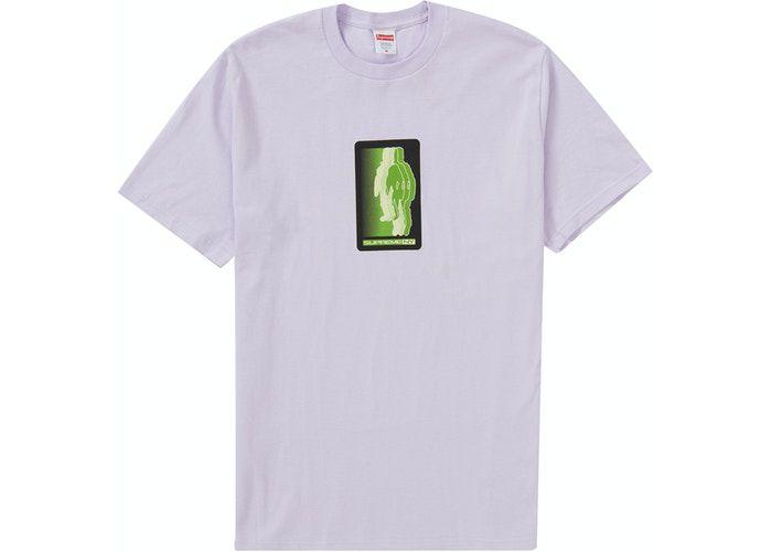 "!SUPREME - Camiseta Blur ""Lilás"" -NOVO-"