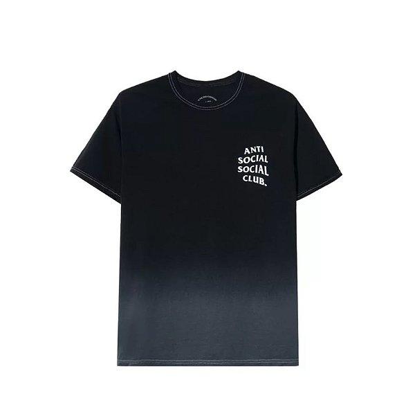 "ANTI SOCIAL SOCIAL CLUB - Camiseta Gone ""Preto"" -NOVO-"