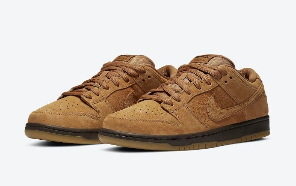 "NIKE - SB Dunk Low ""Wheat"" -NOVO-"