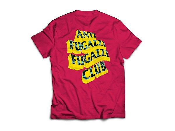"ANTI FUGAZZI FUGAZZI CLUB - Camiseta Costumes Hot ""Vinho"" -NOVO-"
