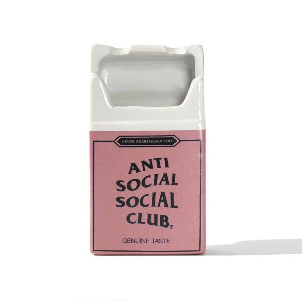 "!ANTI SOCIAL SOCIAL CLUB - Cinzeiro Reminisce ""Rosa"" -NOVO-"
