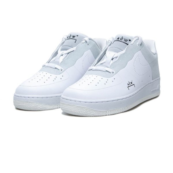 """NIKE x A-COLD-WALL - Air Force 1 Low """"White"""" -NOVO-"""