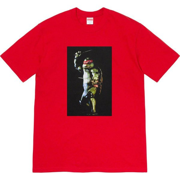 "!SUPREME - Camiseta Raphael ""Vermelho"" -NOVO-"