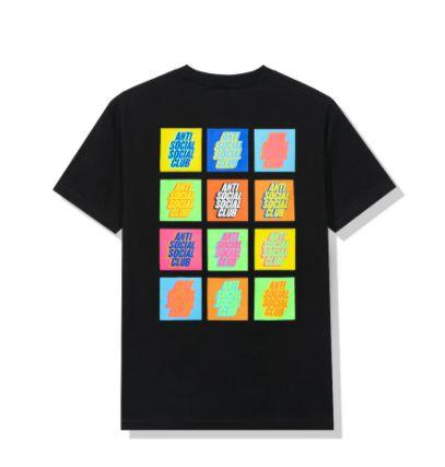 "!ANTI SOCIAL SOCIAL CLUB - Camiseta Art Girl ""Preto"" -NOVO-"
