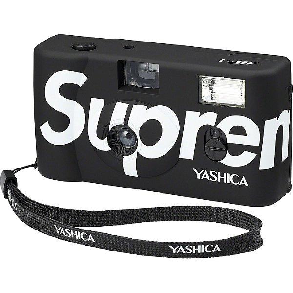 "ENCOMENDA - SUPREME x YASHICA - Camera MF-1 ""Preto"" -NOVO-"