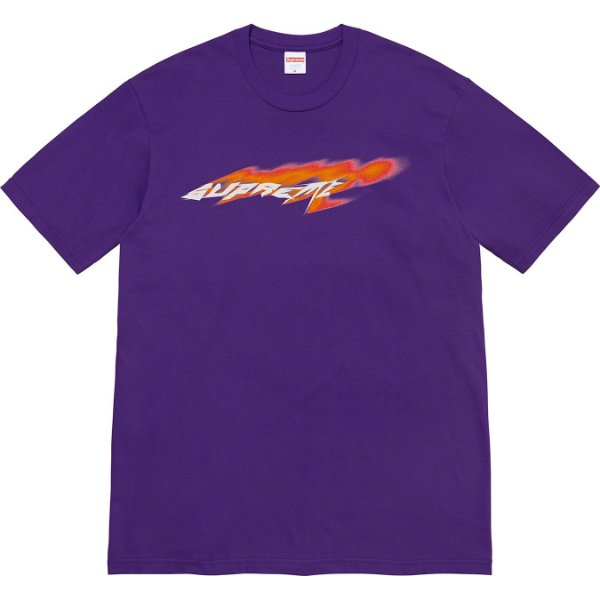 "ENCOMENDA - SUPREME - Camiseta Wind ""Roxo"" -NOVO-"