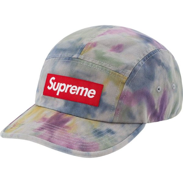 "ENCOMENDA - SUPREME - Boné Washed Chino Twill ""Tie Dye"" -NOVO"