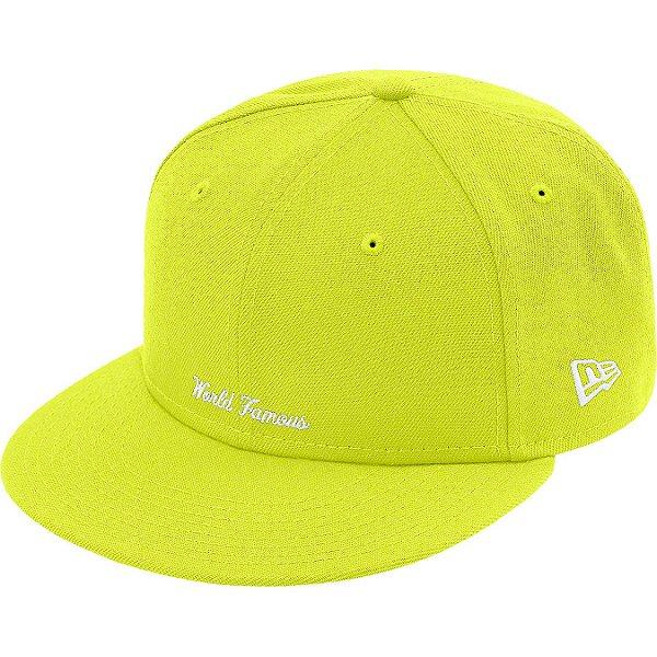 "ENCOMENDA - SUPREME x NEW ERA - Boné Reverse Box Logo ""Verde"" -NOVO-"