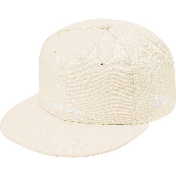 "ENCOMENDA - SUPREME x NEW ERA - Boné Reverse Box Logo ""Branco"" -NOVO-"