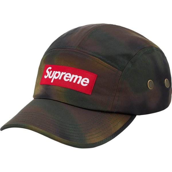 "ENCOMENDA - SUPREME - Boné Washed Satin Camo ""Woodland"" -NOVO-"