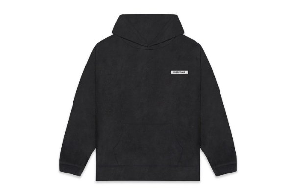 "FOG - Moletom Essentials Polar Fleece ""Preto"" -NOVO-"