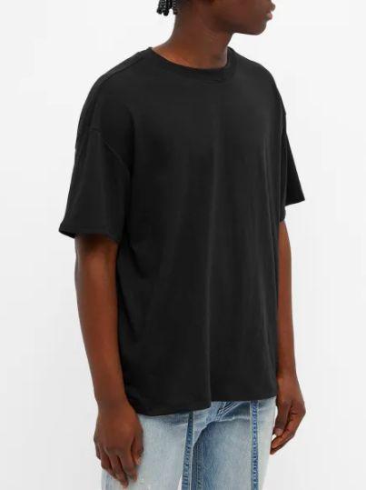 "FOG - Camiseta Essentials ""Preto"" -NOVO-"