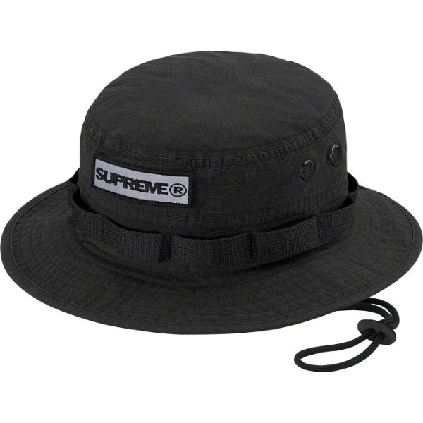 "ENCOMENDA - SUPREME - Chapéu Bucket Reflective Patch ""Preto"" -NOVO-"