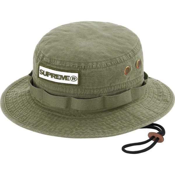 "ENCOMENDA - SUPREME - Chapéu Bucket Reflective Patch ""Verde"" -NOVO-"