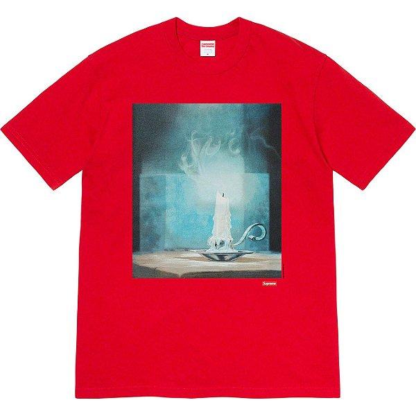 """ENCOMENDA - SUPREME - Camiseta Fuck """"Vermelho"""" -NOVO-"""