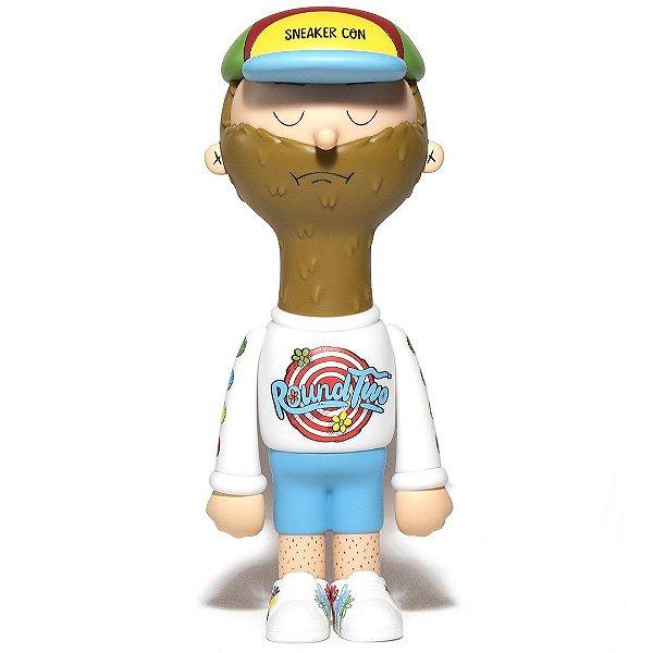 "!SNEAKER CON x SEAN WOTHERSPOON - Boneco ToyQube ""Multi"" -NOVO-"
