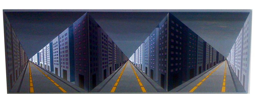 Quadro Tridimensional III - Sandra Naddeo