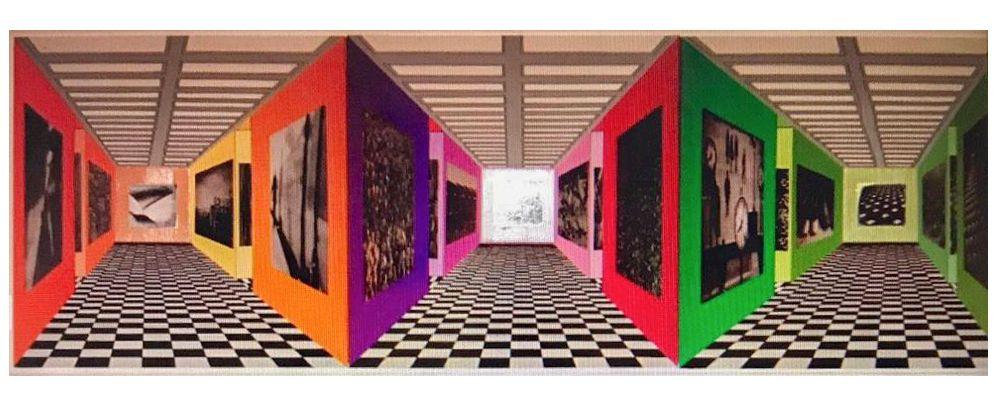 Quadro Tridimensional II - Sandra Naddeo