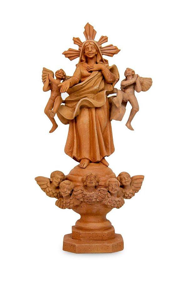 Nossa Senhora dos Anjos - Leonilson Arcanjo
