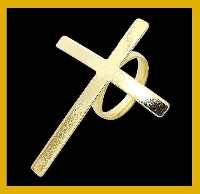Anel Crucifixo