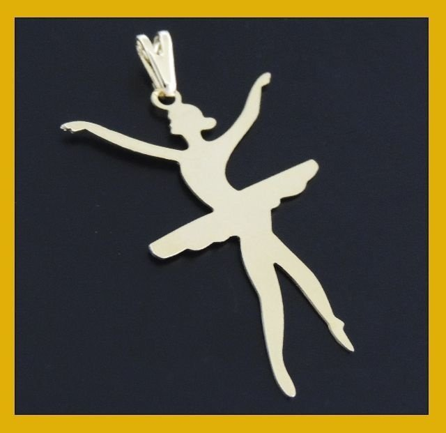 Pingente Bailarina