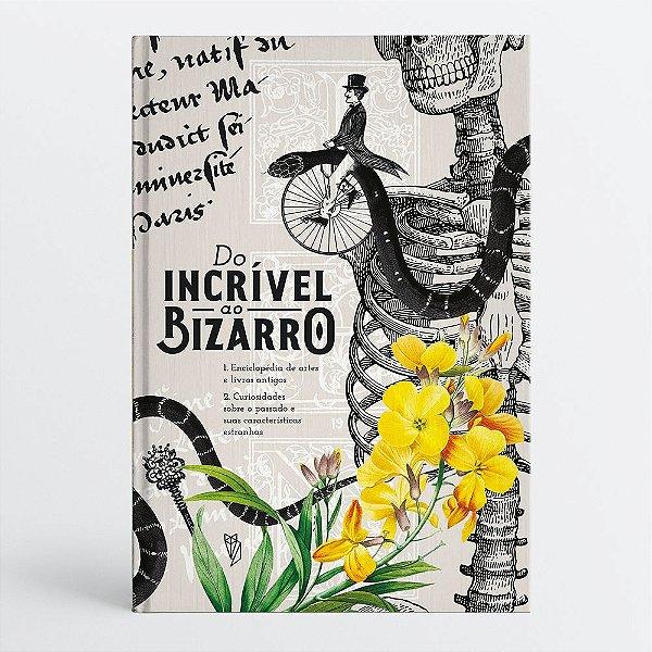 Lançamento: Enciclopédia Do Incrível ao Bizarro