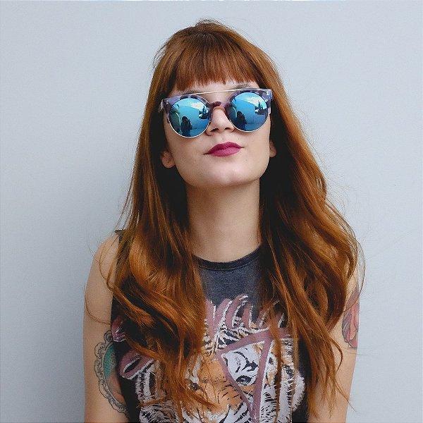 ÓCULOS DE SOL ZOCLA |Retrô Blue