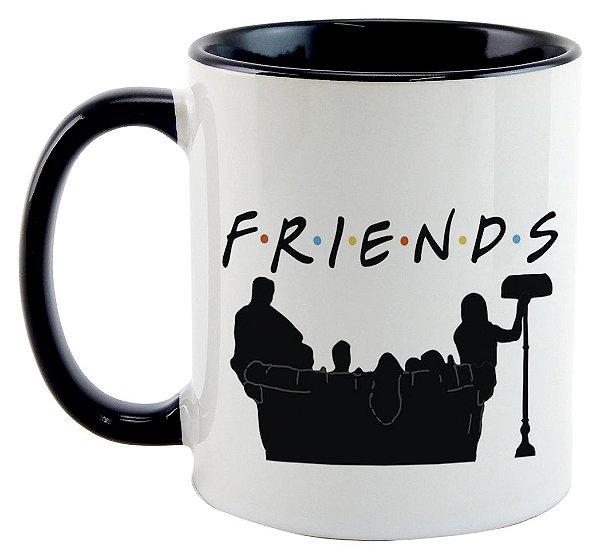 Caneca - Friends - Sofá