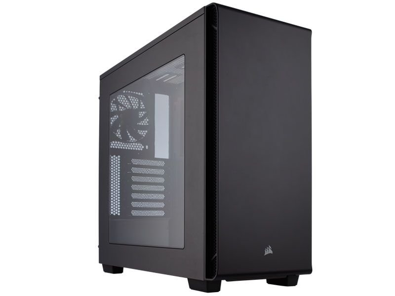 Gabinete Gamer Corsair Carbide Series 270R C/ Janela Lateral Acrilico