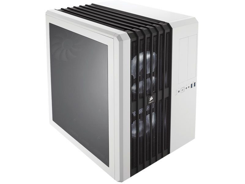 Gabinete Gamer Corsair Carbide Series Air 540 Atx Branco