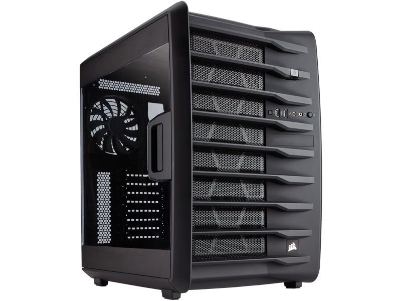 Gabinete Gamer Corsair Carbide Series Air 740 Atx Preto